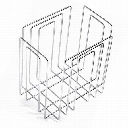 Paper Collector - magasinholder i stål