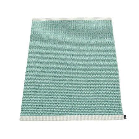 Pappelina dørmåtte - Mono jade 60x85 cm