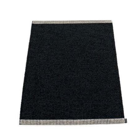 Pappelina dørmåtte - Mono sort 60x85 cm