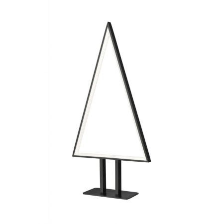 PINE bordlampe sort - small