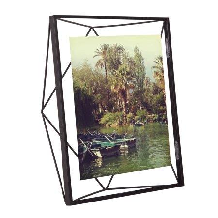 Sort Prisma fotoramme - 20x25 cm