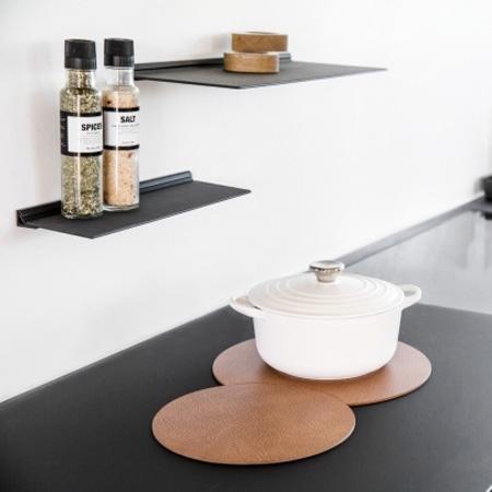 Slim Shelf i sort - small