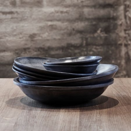 Soap stone bowl - medium