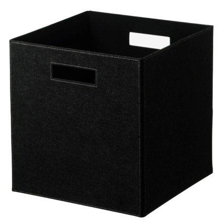 Hyldebox - sort filt