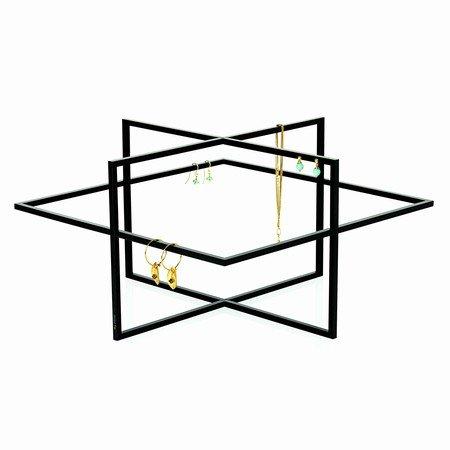 Smykkeholder - Morfo Square cross wide