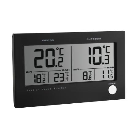 Strålande Trådløs termometer - TWIN - med min/max temperatur GB-52