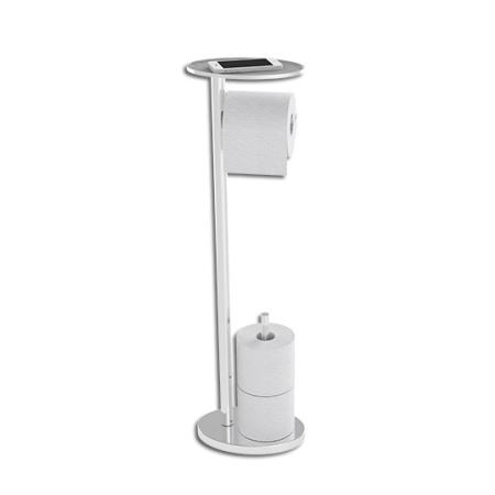 Fremragende Toiletrulleholder til badeværelset fritstående toiletrulleholder MJ79