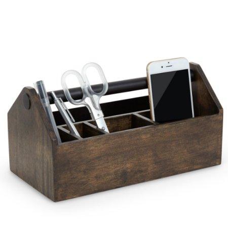 Toto boks - opbevarings boks valnød