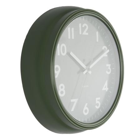 Badge vægur - grøn