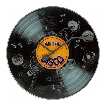 Vægur LP plade - Disco