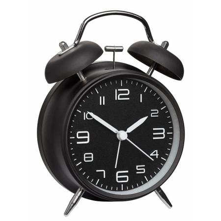 5c2b909ad Sort vækkeur med klokker