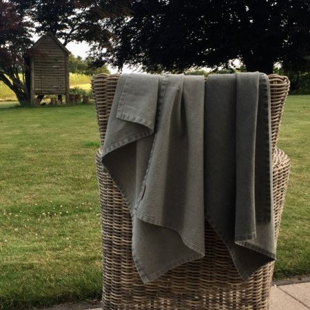 By Brorson viskestykker - Forest Green